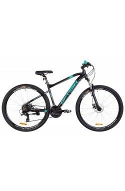 "Велосипед 29"" Optimabikes F-1 DD 2019 (оранжево-бирюзовый)"