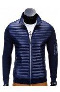 Куртка мужская K216 - синий