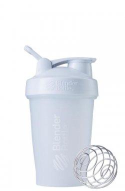 Спортивный шейкер BlenderBottle Classic oop 590ml White (ORIGINAL)