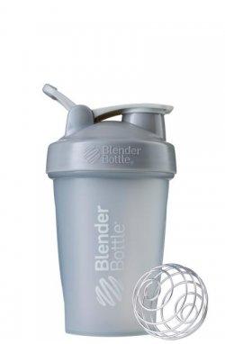 Спортивный шейкер BlenderBottle Classic oop 590ml Grey (ORIGINAL)