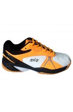 Кроссовки для зала Star Comfort White/Orange 35