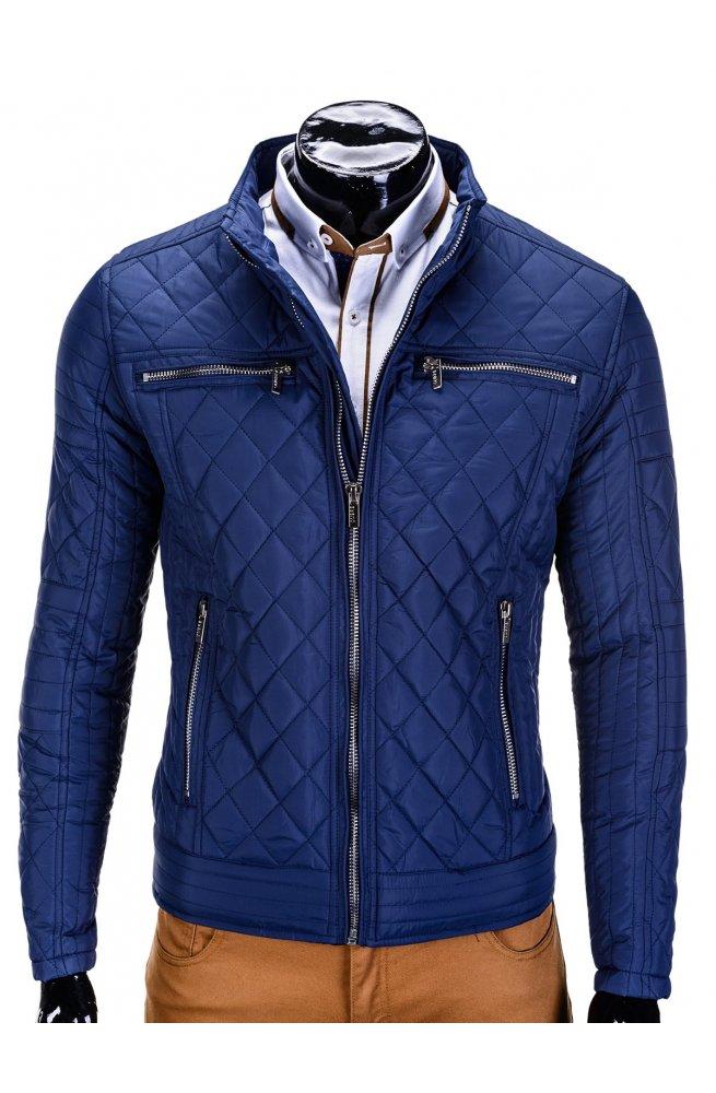 Куртка мужская K212 - синий