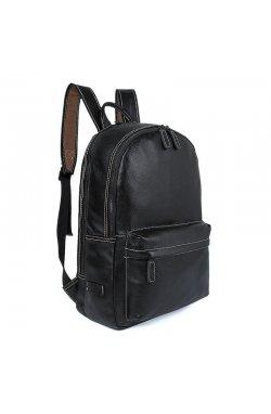 Рюкзак универсальный из натуральной кожи JD7273A-1 John McDee