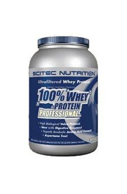 SN 100% Whey Protein Prof 910 г - honey vanilla