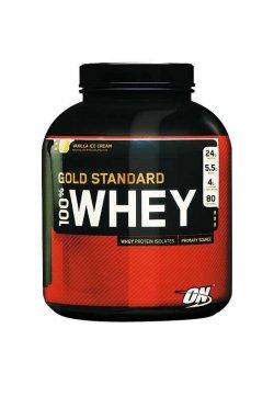 ON 100% WHEY Gold Standard 2,27кг - white chocolate