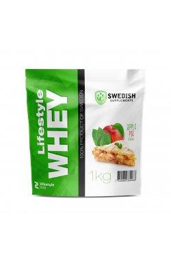 Swedish supplements - LS Whey Protein - 1kg vanilla pear