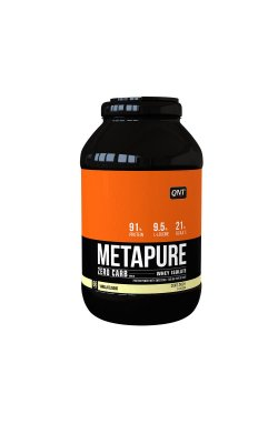 QNT_Metapure ZC Isolate 2 кг - Vanilla/Cream