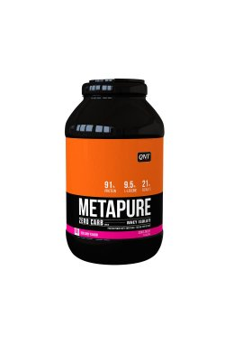 QNT_Metapure ZC Isolate 480 г - Red Candy