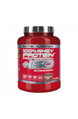 SN 100% Whey Protein Prof.+ ISO 870 г - strawberry-white chocolate