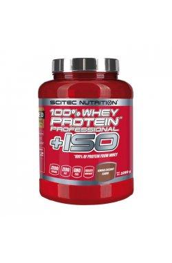 SN 100% Whey Protein Prof.+ ISO 870 г - vanilla cheesecake