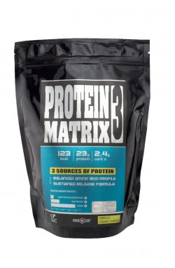 FL Protein Matrix 3 500g - ваниль