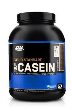 ON 100% Casein Protein 1,818 кг - cookies&cream
