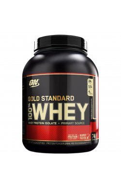 ON Whey Gold 4,704 кг - chocolate
