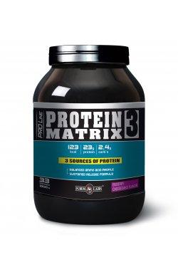 FL Protein Matrix 3 1000g - лесная ягода