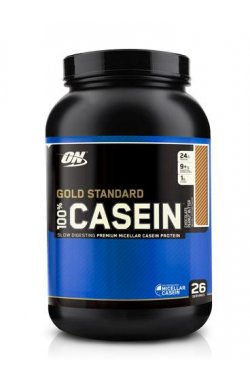 ON 100% Casein Protein 909 г - vanilla