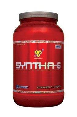 BSN Syntha-6 1,32 кг - banana