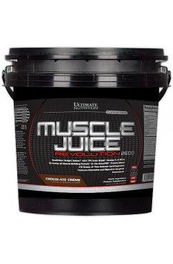 UltN MUSCLE JUICE 2600 Revolution, 5,04 кг - strawberry - NEW!