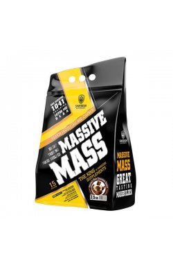 Swedish supplements - Massive Mass - 3,5 kg Heavenly Rich Chocolate
