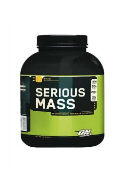 ON Serious Mass 2,722 кг - chocolate peanut butter