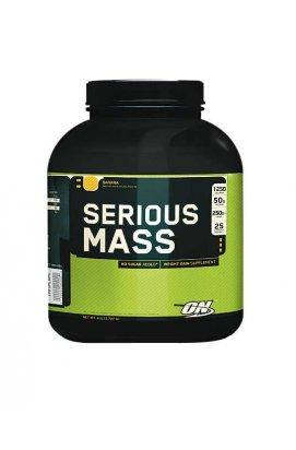 ON Serious Mass 2,722 кг - chocolate peanut butter