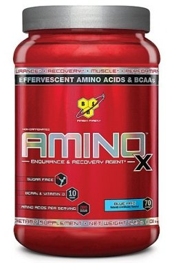 BSN Amino X 435г - tropical pineapple