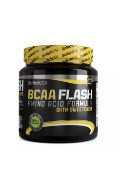 BT BCAA Flash ZERO - 360г - яблоко