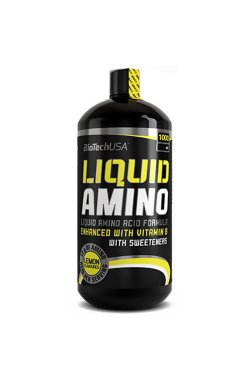 BT AMINO LIQUID 1000мл - лимон