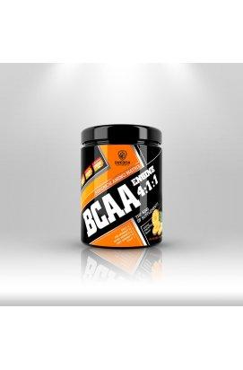 Swedish supplements - BCAA - 400g Hawailian Pineapple