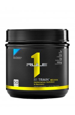 R1_Train BCAAs 755 г - Blue Raspberry