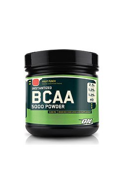 ON BCAA powder 380г - fruit punch