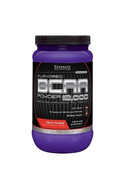UltN BCAA powder 457 g - fruit punch - NEW!