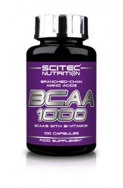 SN BCAA 1000 100 кап - NEW!