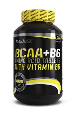 BT BCAA+B6 - 200 т