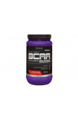 UltN Flavored BCAA 12,000 Powder 228 g-fruit punch NEW