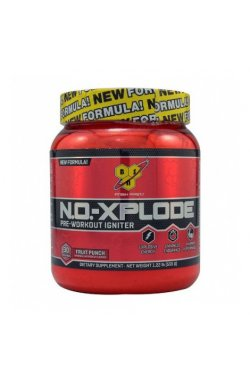 BSN N.O.-Xplode 3.3. 1,11 кг - cherry limeade