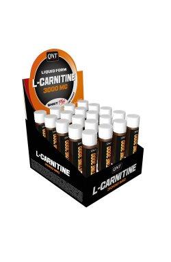 QNT_L-Carnitine 3000 мг Ampoules - 20x25 мл