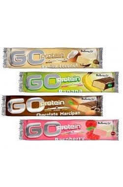 BT GO Protein Bar 80g 1 шт. батончик - vanilla-coconut