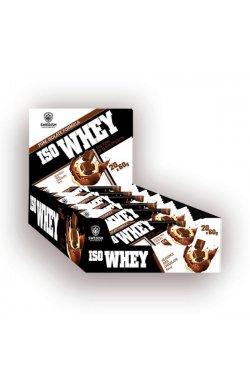 Swedish supplements Iso Whey Bar 15x60 - chocolate