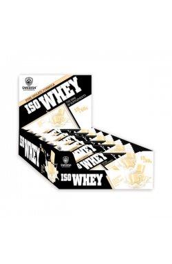 Swedish supplements - Iso Whey Bar 15x60 - White Chocolate