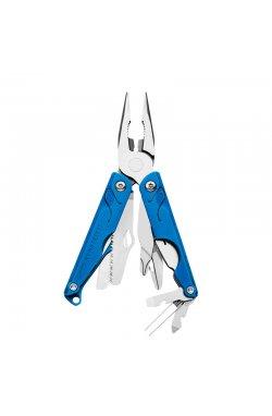 Многофункциональный инструмент, мультитул Leatherman Leap, синий 831839
