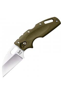 Нож складной Cold Steel Tuff Lite (длина: 152мм, лезвие: 50,8мм), олива