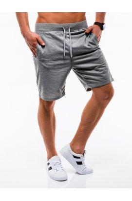 Шорты мужские W136 - серый