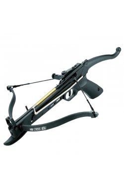 Арбалет пистолетного типа Man Kung 80A4PL (длина: 500мм, сила натяжения: 19кг), к