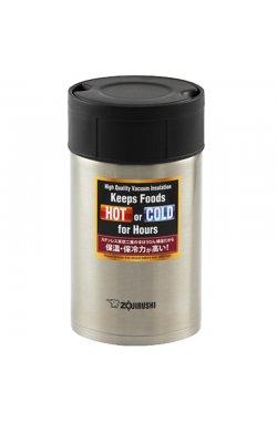 Термоконтейнер пищевой Zojirushi SW-HAE55XA (0,55л), стальной