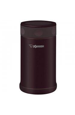 Термоконтейнер пищевой ZOJIRUSHI SW-FCE75TD (0,75л), черный