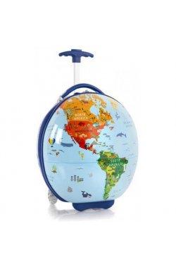 Чемодан на 2 колесах Heys JOURNEY/World Map He13114-3010-00