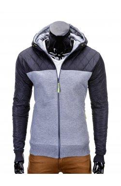 Куртка мужская K266 - серый