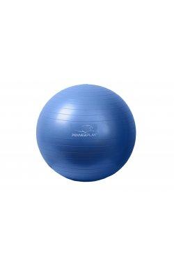 Мяч для фитнеса PowerPlay 4001 65см Синий + насос