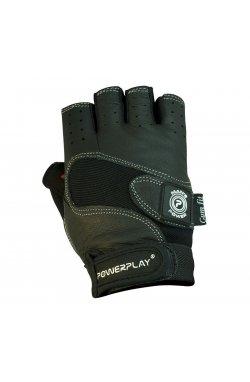 Перчатки для фитнеса PowerPlay 1559 Черные