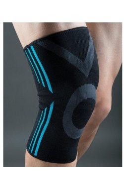 Эластический наколенник Power System Knee Support Evo PS-6021 Black/Blue